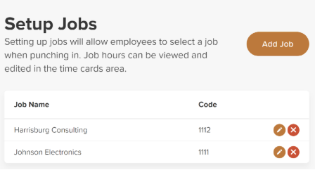 How to set up your jobs properly