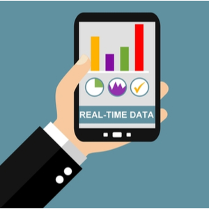 Time tracking data for payroll